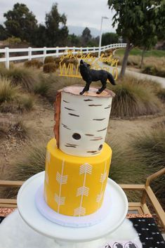 Its a wild world baby shower   CatchMyParty.com