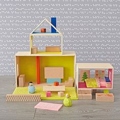 Manhattan Toy Modular Dollhouse | The Land of Nod