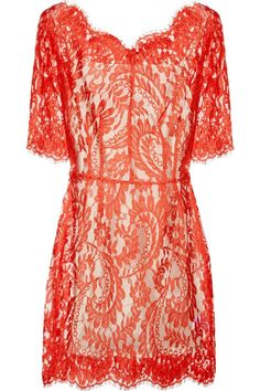 What a beautiful dress! $700 from Net-a-Porter... I need more money!   This is gorgeous!