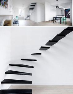Could make small stairs similar to this for cats! #cats #CatStairs