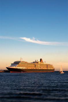 Travel on a cruise ship at least once! #bucketlist