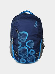 36388c61302 Buy Skybags Unisex Navy Blue Laptop Backpack online