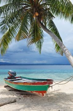 Caribbean ~ Fishing Boat