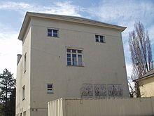 Adolf Loos, 1922, A1130 Wien, Schließmanngasse 11, Haus Rufer, p1.jpg