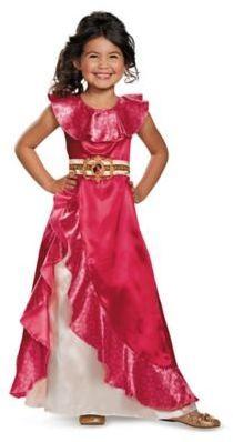 Elena of Avalor Dress Classic Size 3-4T Child's Halloween Costume