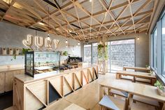 Kavárna: Jury Café, Melbourne   Kavárny   WORN magazine