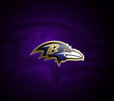 Baltimore Ravens Logo NFL Wallpaper HD | NFL Wallpaper | Baltimore ravens logo, Team wallpaper ...