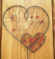 Zápich dvě srdce