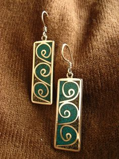 Silver Earrings with Reconstituted Pyrite with Amasonite Aluminum Wire Jewelry, Enamel Jewelry, Resin Jewelry, Wire Wrapped Jewelry, Pendant Jewelry, Earrings Handmade, Handmade Jewelry, American Indian Jewelry, Ancient Jewelry