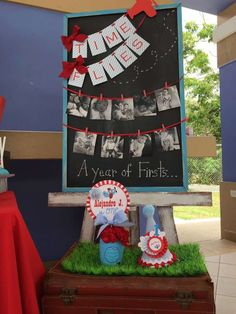 Airplanes Birthday Party Ideas | Photo 2 of 28 | Catch My Party #aeroplaneparty