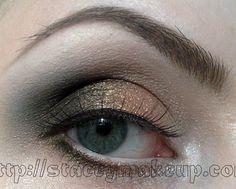 Dicas de maquiagens : Terra tonificado maquiagem
