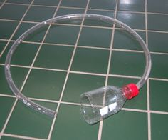 Make your own gravel vacuum for your Aquarium by Sam McCauley