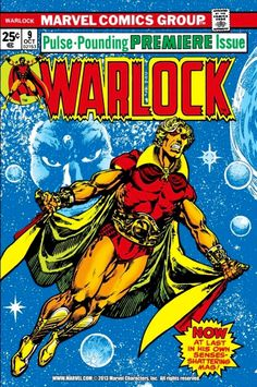 Warlock no. 9 (Oct 1975)