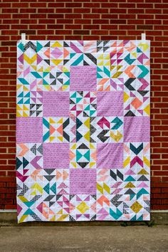 Quilt Blocks Layout Tutorial | Learn how to arrange your quilt blocks into a masterpiece!