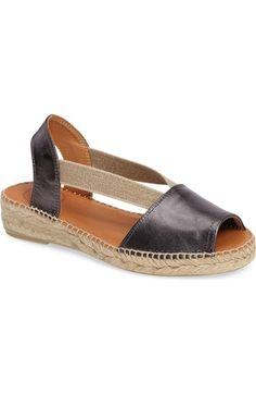 f7fea14afa588f Toni Pons Etna Espadrille Sandal (Women) available at #Nordstrom Modèle De  Chaussure,