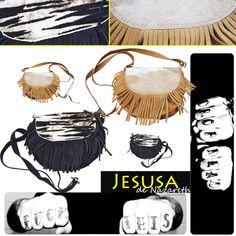 Mini bag HERMITAGE - Leather Bags - Shop online www.jesusadenazareth.com.ar