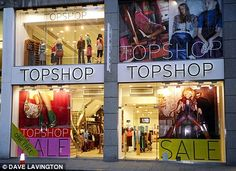 TOPSHOP!  They may be opening stores across the world now, but London has the most by far to pick from.