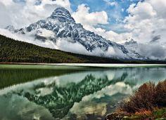 Moraine Lake Storm, Canada