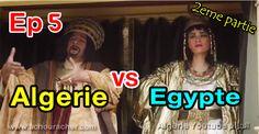 Sultan Achour Acher ep5 Algerie vs Egypte 2 ! Sitcom Algerien ! السلطان عاشور العاشر - الجزائر مصر 2