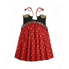 kids clothing, child of the World, Kate dress, bandhani, Bandhej, Embroidery