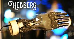 An Incredible Working Bionic Hand Made Entirely From a Disassembled Keurig Coffee Maker http://www.iconicvideos.biz/incredible-working-bionic-hand-made-entirely-disassembled-keurig-coffee-maker/