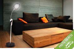 Luminária LED portátil por R$59.90