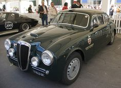 Lancia Aurelia B20 Coupé 1955.