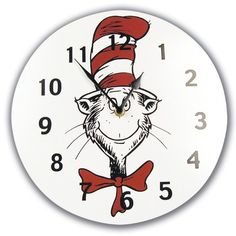 who doesn't love Cat in the Hat, this would be a whimsical addition to your home.