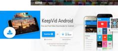 KeepVid Android - Free YouTube, Facebook & others Video Download