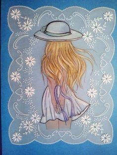 Pergamano,Dentelle de papier, Parchment craf, filles, Girls, chapeaux, hats.  https://www.avecpassion.fr/29-pergamano-parchment-craft-dentelle-papier-parchemin