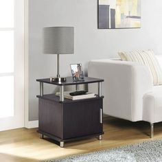 Shop for Altra Carson Storage End Table. Get free shipping at Overstock.com - Your Online Furniture Outlet Store! Get 5% in rewards with Club O!