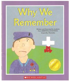 Akeelah at Knob Hill Public School recommends Why We Remember by Graysville School: This book is a good book for children because it's a good way for us to learn about how other people suffered for us.