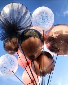 Inspiration: Choose your favorite 🎈 - New Deko Sites Birthday Goals, 18th Birthday Party, Balloon Decorations, Birthday Decorations, Balloon Ideas, Ballons Fotografie, Decoration Photo, Happy Birthday Wallpaper, Balloon Bouquet
