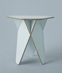 Wedge Table - Andreas Kowalewski