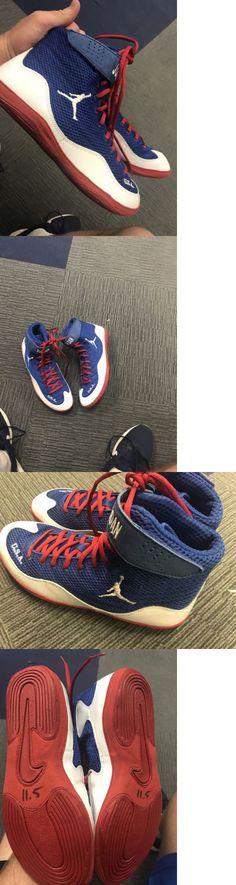 87d83ce19305 Footwear 79799  Rare Jordan Wrestling Shoes Size 11 -  BUY IT NOW ONLY    500 on  eBay  footwear  jordan  wrestling  shoes