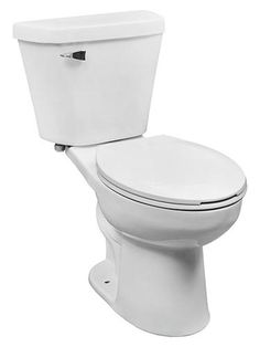 Tuscany™ Huron Tall Elongated White Complete Toilet - ADA at Menards