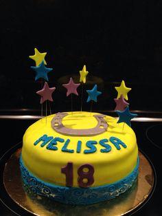 #Cake # 18 B-Day