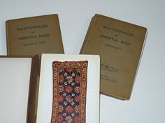 Books Masterpieces of Oriental Rugs Batsford Ed by booksvintage, $375.00