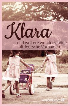 Alte deutsche Vornamen werden zunehmend moderner und angesagter! Du möchtest Deiner Tochter einen traditionellen Namen geben? Dann schau in unsere Liste.