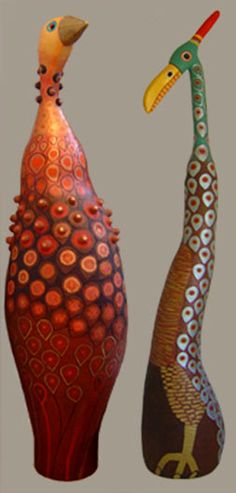 Barbara Kobylinska - Artist Profile - Art for Gardens Australia
