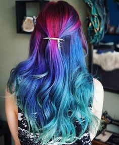 10 dicas para quem quer ter cabelo colorido
