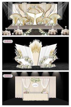 Wedding Backdrop Design, Wedding Stage Design, Wedding Reception Backdrop, Wedding Mandap, Wedding Receptions, Wedding Isle Decorations, Desi Wedding Decor, Wedding Ideas, Flower Wall Wedding