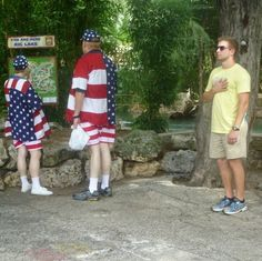 When you can dress head to toe in AMERICA. | 22 Reasons The 4th Of July Is America's Greatest Holiday