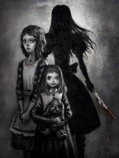 Alice in wonderland Alice In Wonderland Artwork, Dark Alice In Wonderland, Adventures In Wonderland, Alice Liddell, Alice Madness Returns, Lewis Carroll, Geeks, Pin Up, Animes Yandere