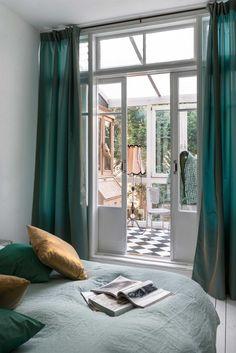 Gordijn 135x270 | Interiors, Room ideas and Bedrooms