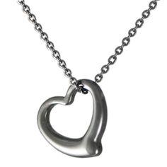 NH3291OC Srdce náhrdelník z chirurgickej ocele : Šperky Swarovski, SuperSperky.sk Heart Jewelry, Swarovski, Silver, Money
