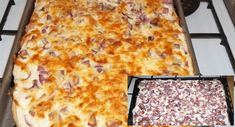 Quiche, Lasagna, Macaroni And Cheese, Food And Drink, Pizza, Ethnic Recipes, Kitchens, Mac And Cheese, Quiches