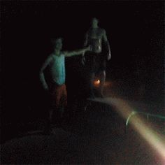 This bro who lights himself on fire for giggles.