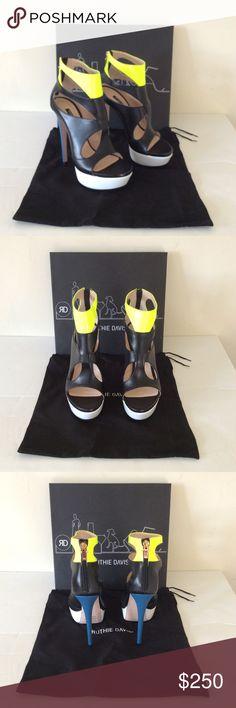 Ruthie Davis Z. Coleman Shoes Size 8.5 Ruthie Davis Z. Coleman Shoes Size 8.5 ❌ sorry no trades - price is firm even if bundled ❌ Ruthie Davis Shoes Heels