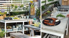 Drömmer du om att laga mat utomhus i ett utekök? Så här byggde Felix och Eugenia sitt utekök steg för steg!